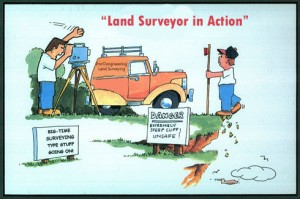 land surveying humor